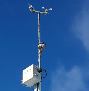 Palmy Weather's Weather Station